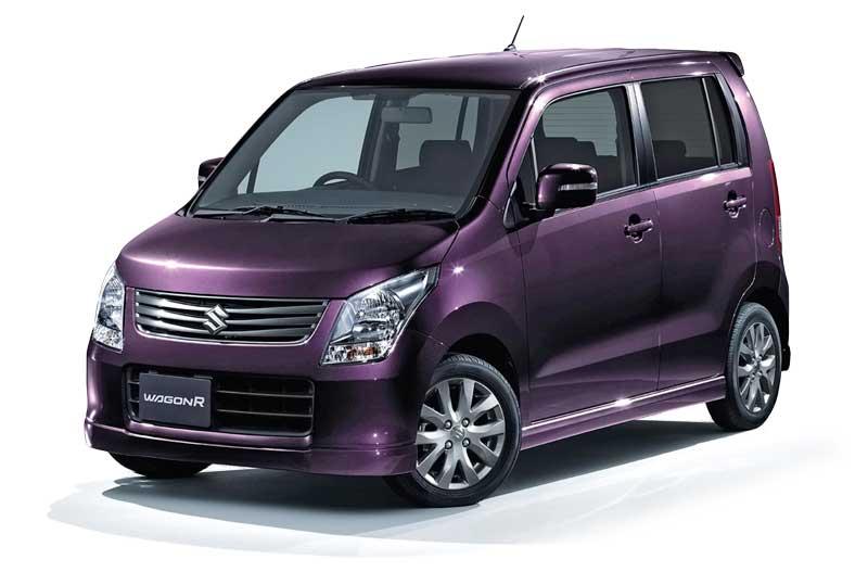 Почему в Японии популярны маленькие машины?
