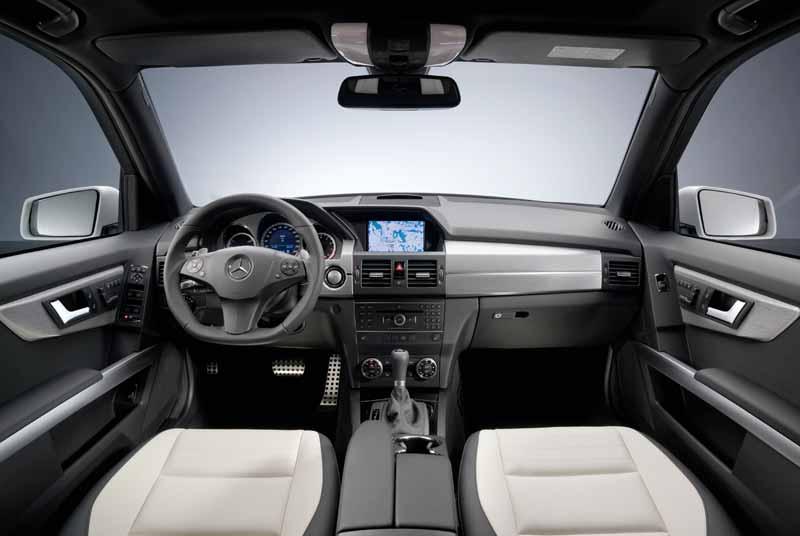 Mercedes-Benz GLK 2008-2015