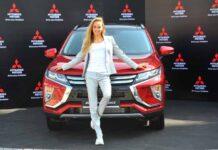 Чемпионка мира по дзюдо стала послом Mitsubishi в Украине