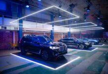 В Киеве представили сразу три новые модели BMW