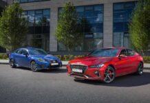 Lexus IS 300 против Genesis G70