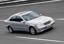 Mercedes-Benz C-Class W203