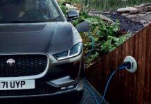Как и где зарядить электромобиль Jaguar I-Pace