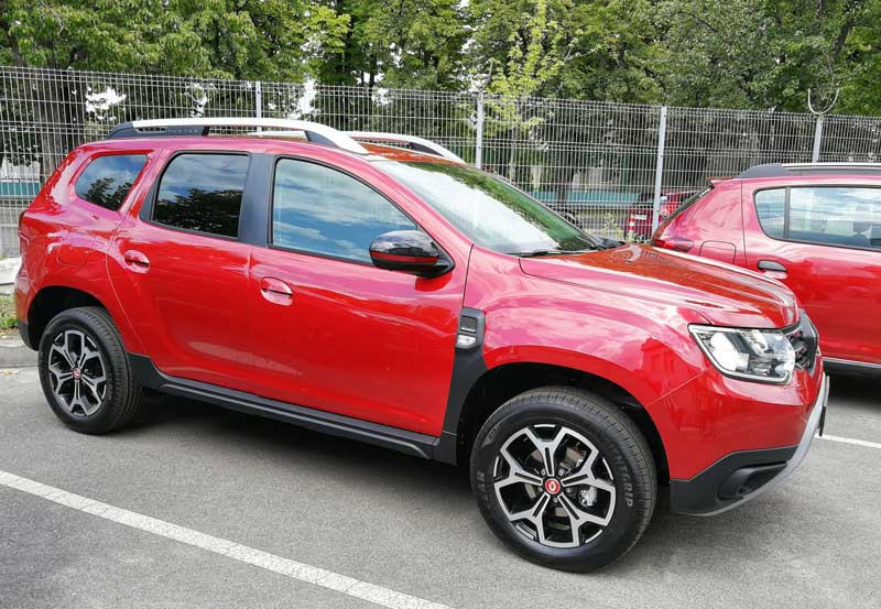 Renault Duster Techroad