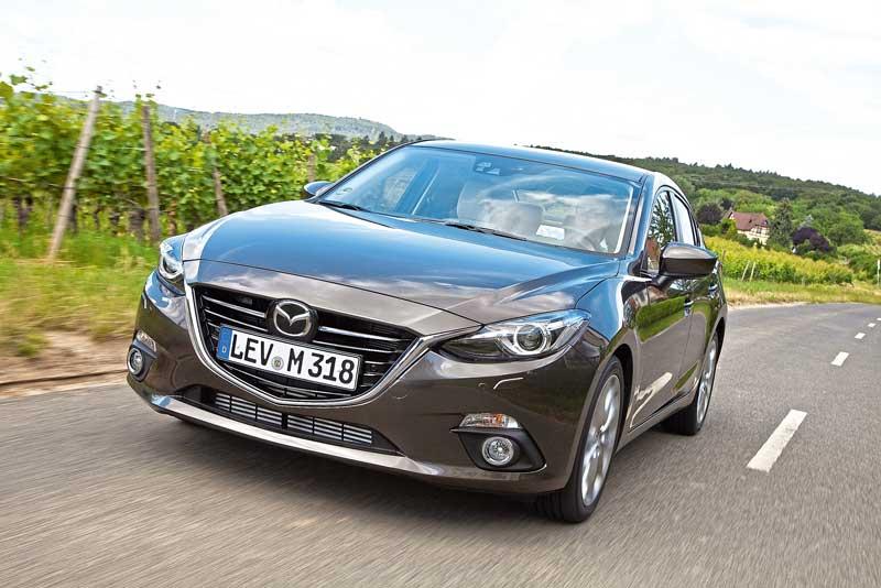 Mazda3 2010-2019