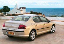 Peugeot 407 2004-2012