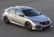 Honda обновила хэтчбек Civic