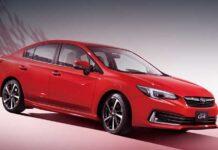 Subaru Impreza обновилась в Японии