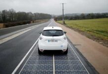 Проект дороги на солнечных батареях признан неудачным