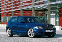 BMW 1-й серии 2004-2012