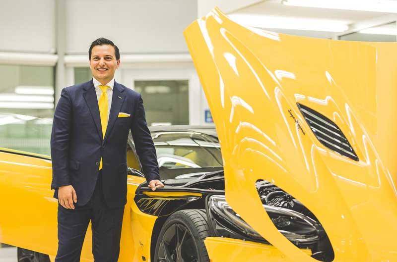 Aston Martin построил спецверсию DBS для самого дорого магазина в мире