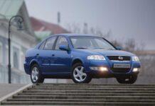 Nissan Almera Classic 2006-2013
