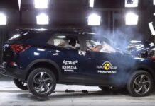 Euro NCAP разбила семь новых автомобилей