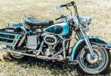 Мотоцикл Элвиса Пресли