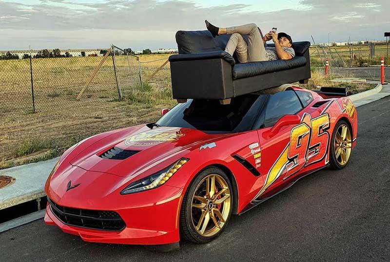 Можно ли на спорткаре перевозить мебель?