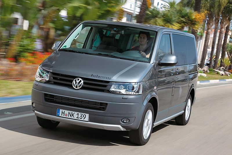 Volkswagen Multivan 2003-2015
