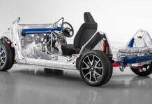 Toyota рассказала о новой модульной платформе