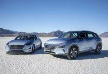 """Hyundai установила два """"зеленых"""" рекорда скорости"""