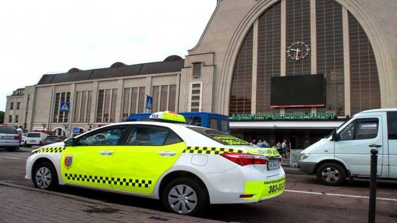 Украинских таксистов хотят заставить платить налоги