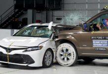 В авариях с участием кроссоверов водители погибают чаще