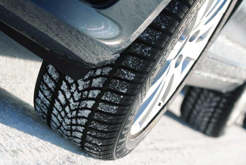 Как избежать проблем с зимними шинами