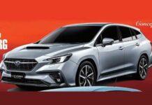 Универсал Subaru Levorg готов сменить поколение