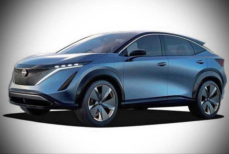 Электрический кроссовер Nissan - первые подробности