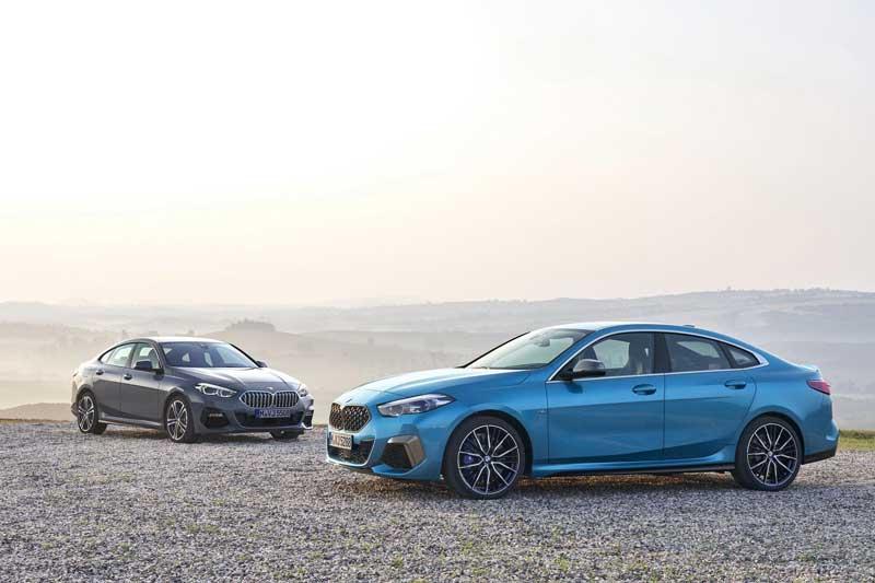 BMW представила переднеприводную