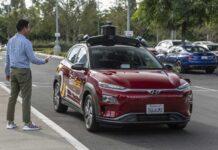 В США запускают беспилотное такси