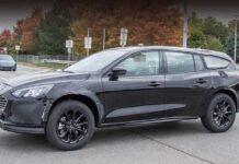 Ford вывел на тесты внедорожный универсал Mondeo