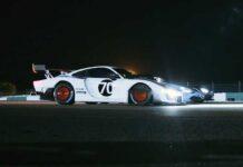 Коллекционный Porsche сравнили с McLaren и Mercedes-AMG