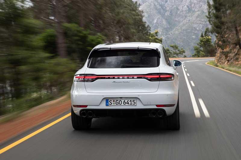 У следующего Porsche Macan будет больше 700 л.с. мощности
