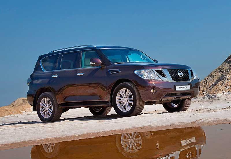Nissan Patrol 2010-2019