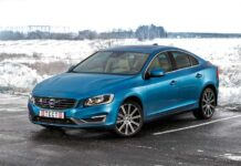 Тест-драйв Volvo S60. Полный вперед!