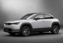 Первый электромобиль Mazda назвали MX-30