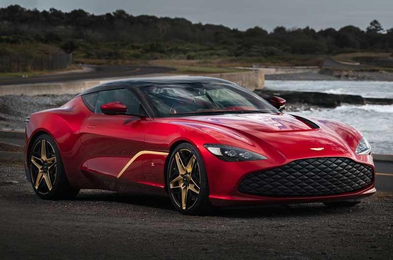 Aston Martin показал самый дорогой автомобиль в своей истории