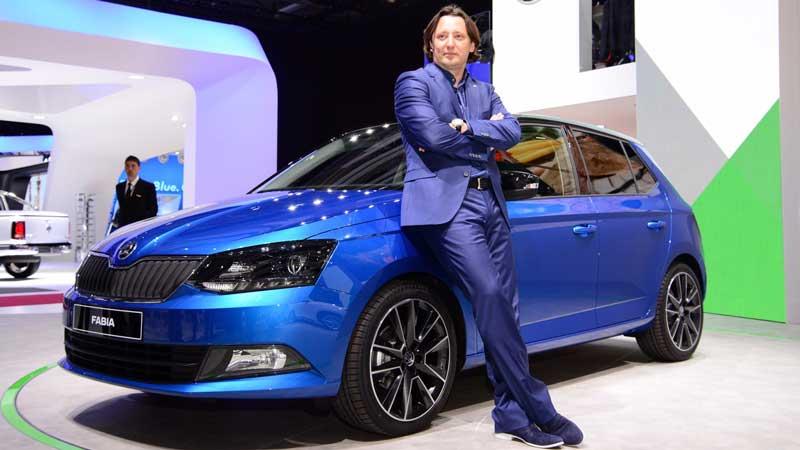 Бывший дизайнер Skoda и BMW сбежал из Rolls-Royce