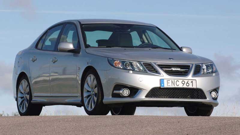 Последний оригинальный Saab продадут на аукционе