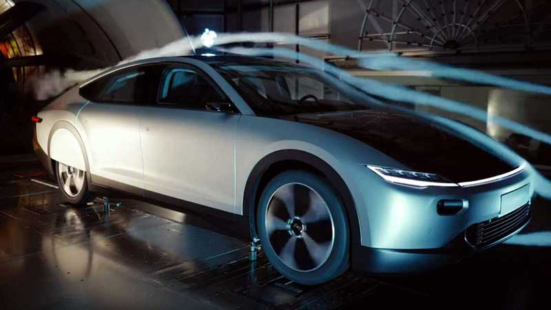 Lightyear One стал самым обтекаемым автомобилем в мире
