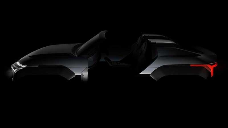 Mitsubishi покажет в Токио газотурбинный кроссовер-кабриолет