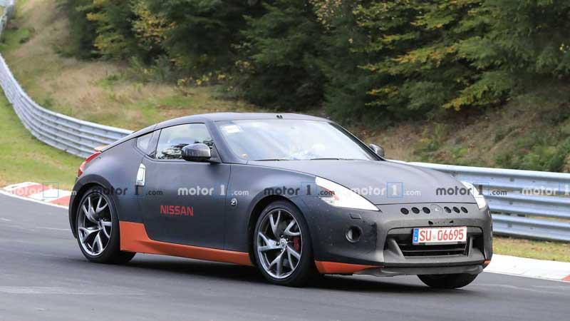 Nissan разрабатывает новый спорткар