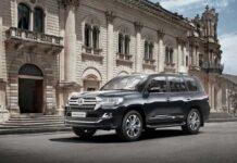 Toyota Land Cruiser 300 может остаться без рамы