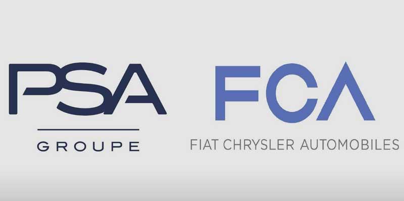 PSA и FCA