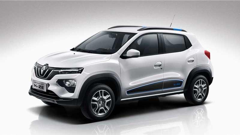 Renault адаптирует для Европы китайский электрокар