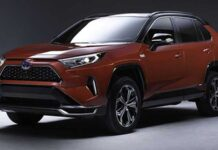 Toyota собирается построить самый мощный RAV4 в истории
