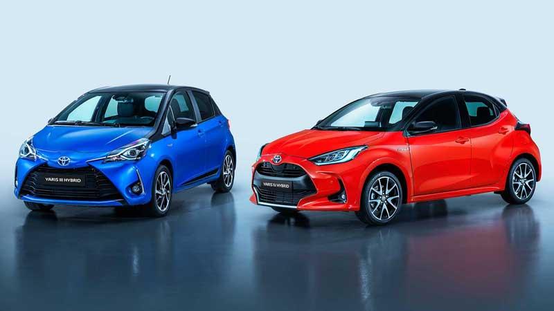 Новое поколение Toyota Yaris стало меньше, но больше