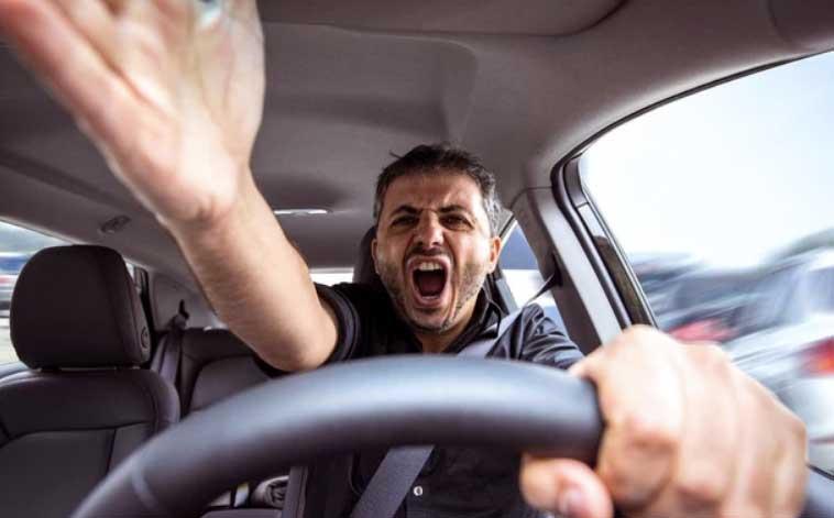 Как ведут себя украинские водители за границей