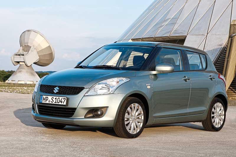 Suzuki Swift 2010-2017