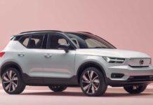Volvo представила свой первый электромобиль