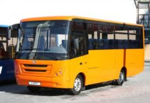 ЗАЗ будет выпускать автобусы на базе Mercedes-Benz